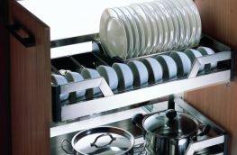 Giá để bát đĩa tủ dưới FS-E080890/FS-E080990