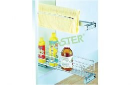 Giá để chai lọ dưới chậu rửa – FS SB200