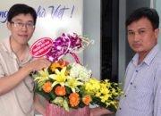 Faster mừng sinh nhật đại lý Huy Khang