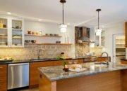 Phong cách thiết kế phòng bếp sang trọng và hiện đại
